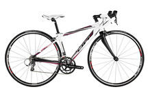 BH Bikes Alvia Vlo route Femme 6.9 violet/blanc